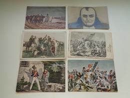 Beau Lot De 20 Cartes Postales De Fantaisie  Napoléon   Mooi Lot Van 20 Postkaarten Van Fantasie  Napoleon - Cartes Postales