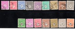 N° 16 Timbres ( Arc De Triomphe De 1944 ) - 1944 - 1944-45 Arc De Triomphe