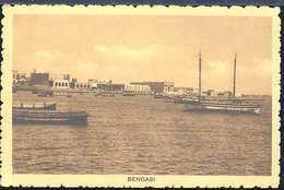 AF987 BENGASI - Libya