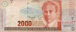 COSTA RICA 2000 COLONES 1997  P-265a - Costa Rica