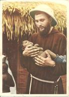 """Missionario Con In Braccio Neonato, Ediz. """"Missioni Estere Cappuccini"""" Milano - Altri"""