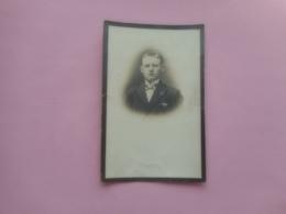 D.P.-ALBERT SPILIERS °SCHOORISSE 27-9-1905+NEDERBRAKEL 6-9-1924 - Religion & Esotérisme