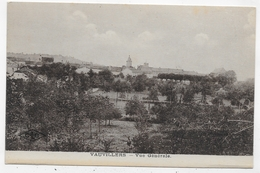 VAUVILLERS - VUE GENERALE - Ed. C.L.B. à BESANCON - CPA NON VOYAGEE - Autres Communes