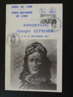 Livret Exposition Georges Gyunemer Ecole De L'Air 13 Salon De Provence 1967 - Vliegtuigen