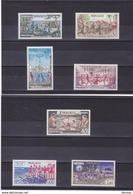 MONACO 1973 TRADITIONS MONEGASQUES Yvert 939-945 NEUF** MNH - Ungebraucht