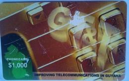 $1,000 Thin 31 December 2000 - Guyana