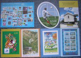 Document La Poste Lot De 41 Différents Cartes Postales Et Autres - Documents La Poste - Postdokumente