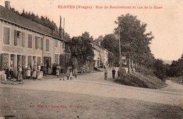 88-ELOYES-RUE DE LA GARE - France