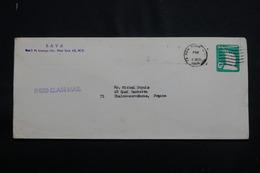 ETATS UNIS - Entier Postal De New York Pour La France En 1968 - L 56820 - 1961-80