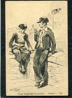 CPA - Illustration Maurice Toussaint - Corps Royal Des Canonniers - Matelot, 1785 - Salon De La Marine 1943 - Guerre