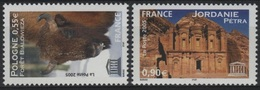 SER 51 - FRANCE Service N° 132/33 Neufs** - Servizio