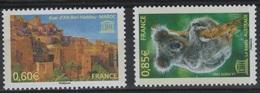 SER 54 - FRANCE Service N° 138/39 Neufs** - Servicio