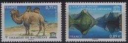 SER 56 - FRANCE Service N° 151/52 Neufs** - Service