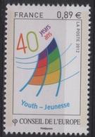 SER 57 - FRANCE Service N° 153 Neuf** - Service