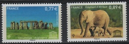 SER 58 - FRANCE Service N° 154/55 Neufs** - Servizio