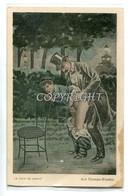 ...Le Coup De Minuit-Aux Champs-Elysées....! ORIGINALE AL 100% D'EPOCA_ - Beauté Féminine D'autrefois < 1920