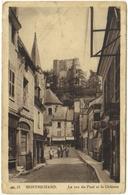 Montrichard- La Rue Du Pont - Other