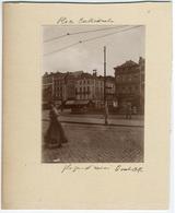 Liège Place Cathédrale, Aout 1907. FG0121 - Lieux