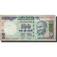 Billet, Inde, 100 Rupees, 2011, 2011, KM:98k, TB - Inde