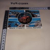 C-88543 TRINITA' D'AGULTU COSTA PARADISO PANORAMA VEDUTE ARAGOSTA - Italië