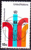 UN New York - Weltgesundheitstag (MiNr: 244) 1972 - Gest Used Obl - New-York - Siège De L'ONU