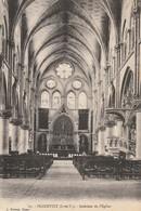 PLEURTUIT  Intérieur  De L Eglise - France