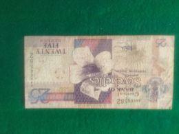 25 Rupees 1998 - Seychellen