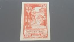 LOT 496154 TIMBRE DE FRANCE NEUF** LUXE NON DENTELE N°926 - France