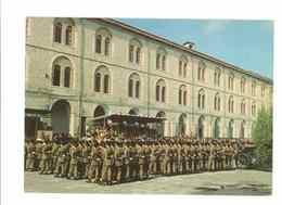 POTENZA-CASERMA LUCANIA - BATTAGLIONE FANTERIA - GIURAMENTO (militaires....) - Potenza