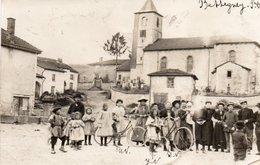 BETTEGNEY SAINT BRICE-88-CARTE PHOTO - France