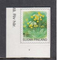 Finland 1999 - Flowers, 1. Klass, Mi-Nr. 1477, MNH** - Finland