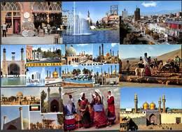 Iran & Irak Iraq  - Lot 30 Postcards (animation (see All Scans) (gentle Price) - Otros
