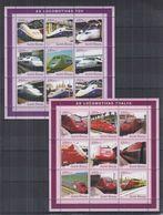 P965. Guinea - Bissau - MNH - Transport - Locomotives - 1 - Transport