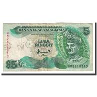 Billet, Malaysie, 5 Ringgit, Undated (1986-89), KM:35a, TTB - Malaysie