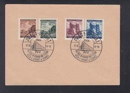 Böhmen Mähren Umschlag 1941 Sonderstempel - Besetzungen 1938-45
