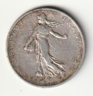2 Francs Roty 1908 - France