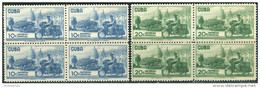 Cuba 1958. Michel #571/72 MNH/Luxe. Express Stamps. Motorcycles. Motorbikes (03) - Timbres Express