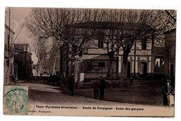 THUIR ECOLE DES GARCONS ANIMEE - Autres Communes