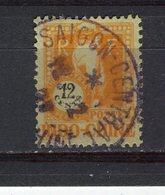 INDOCHINE - Y&T Taxe N° 40° - Dragon D'Angkor - Indochine (1889-1945)