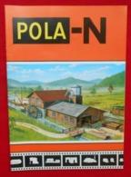 Catalogue Modélisme POLA-N - Années 70? - Otras Colecciones