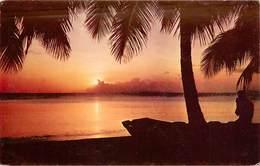 CPSM BARBADOS - West Indian Sunset - Ile De La Barbade - Island Country  L2979 - Barbades
