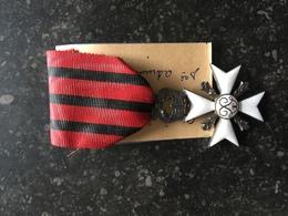 20 - Croix Civique - Médailles & Décorations