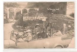 Tourettes Sur Loup - Le Pont  Du Loup  -  1928 - Autobus  -  Carte Photo -  Superbe Plan - CPA  ° - Autres Communes