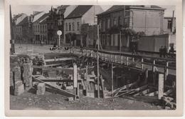 Rte Bruxelles-Lille - Rec. Pont Layeux à Ath - 1942 - Photo 10 X 15 Cm - Lieux