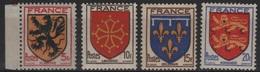 FR 1330 - FRANCE N° 602/05 Neufs* - Neufs