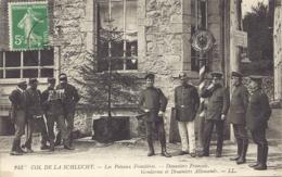 Col De La Schlucht, Les Poteaux Frontieres, Douaniers Francais - France