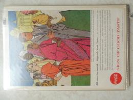 Affiche Publicitaire Coca Cola 25cm Sur 16  -   1957 Copyright / Reclamaffiche Cola - Afiches Publicitarios