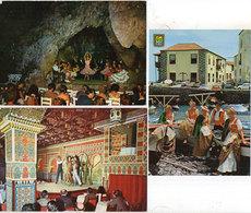 3 CP - Danses Espagnoles -   Ténérife - Restaurante Parrilla Flamenca - La Cueva  (118292) - Spain