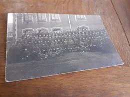 7. KOMPANIE RES. JNF. REG. 266 - NEUJAHR 1915 - TRUPPENUEBUNGSPLATZ LOCKSTEDT - LOCKSTEDTER LAGER - HOLSTEIN - Casernas