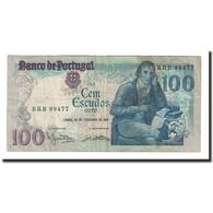 Billet, Portugal, 100 Escudos, 1981, 1981-02-24, KM:178b, TTB - Portugal